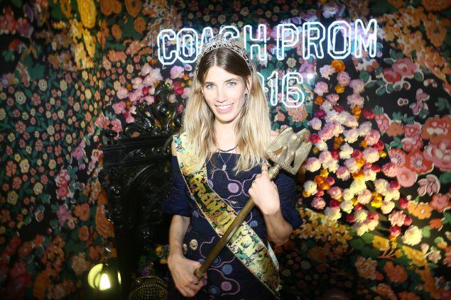 Prom Queen Veronika Heilbrunner