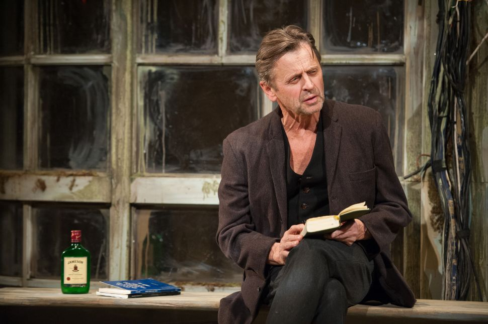 Even When He's Not Dancing, Baryshnikov Steals the Show