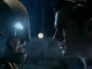 """Batman vs. Superman."""