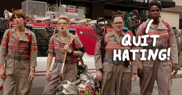 Leslie Jones Responds to Online Criticism of Her 'Ghostbusters' Character