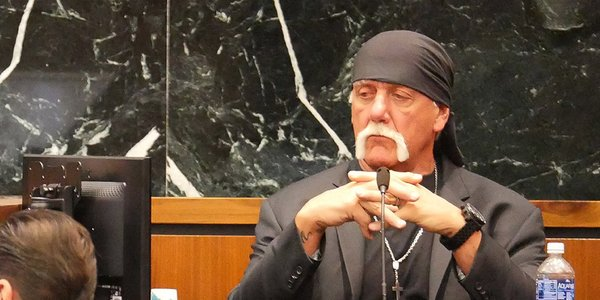 Hulk Hogan Talks Penis Size, Celebrity and Betrayal During Testimony
