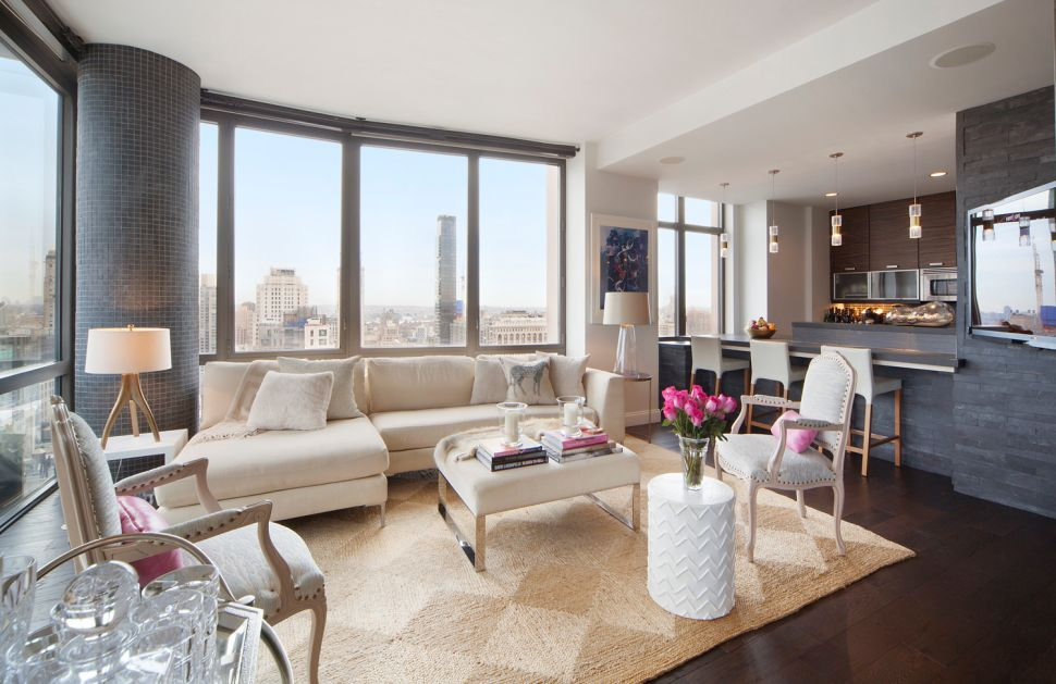 Room to Play: A Palatial Chelsea Pad Where Even the Toddler Has World-Class Views