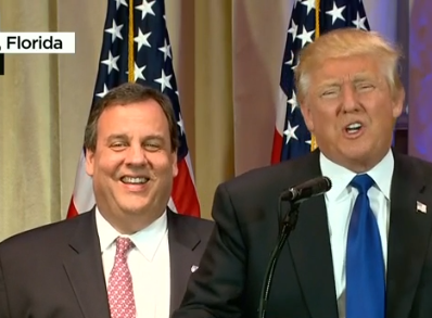 Christie's Post-NH Downfall and the Trump Endorsement