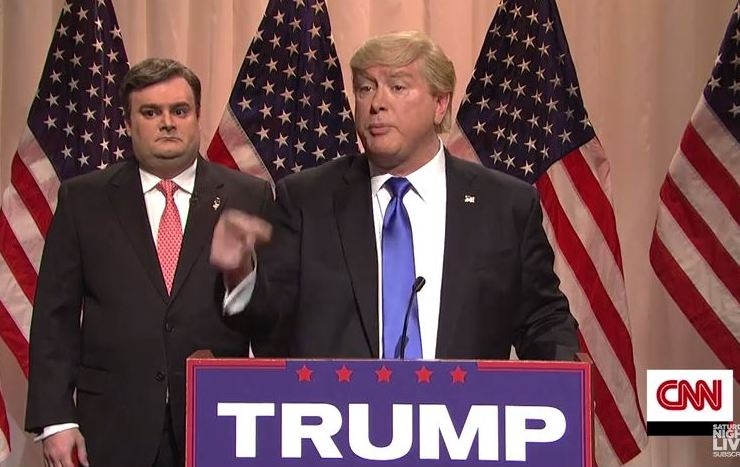 SNL: Trump and Christie Search for a VP