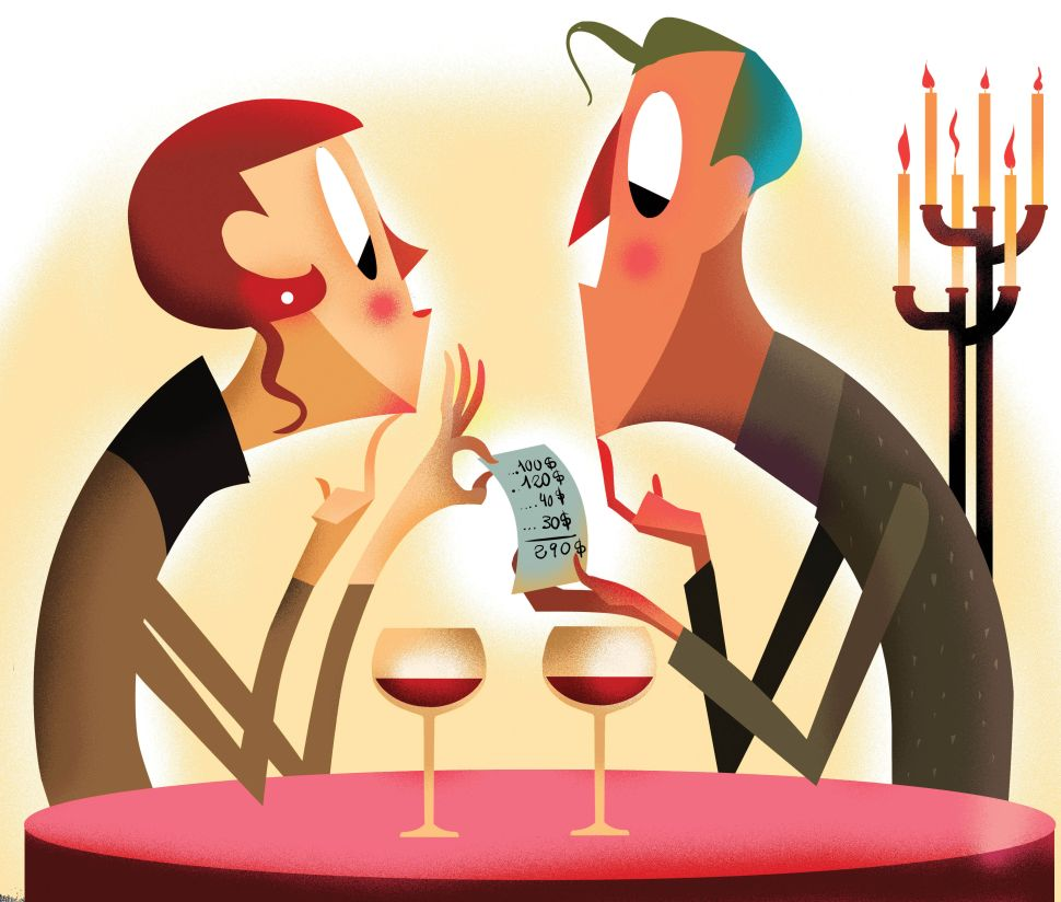How New York Singles Are Approaching First Date Check Etiquette