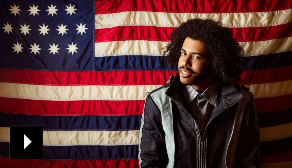 Founding Father: 'Hamilton' Star Daveed Diggs on Being in the Room Where It Happens