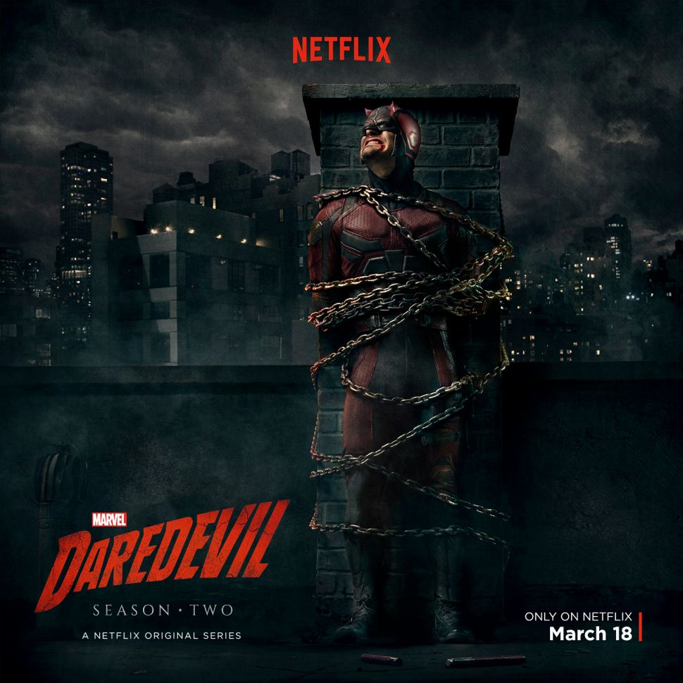 World on Fire: 'Marvel's Daredevil' Season 2 on Blindness, Bullets and Brussels