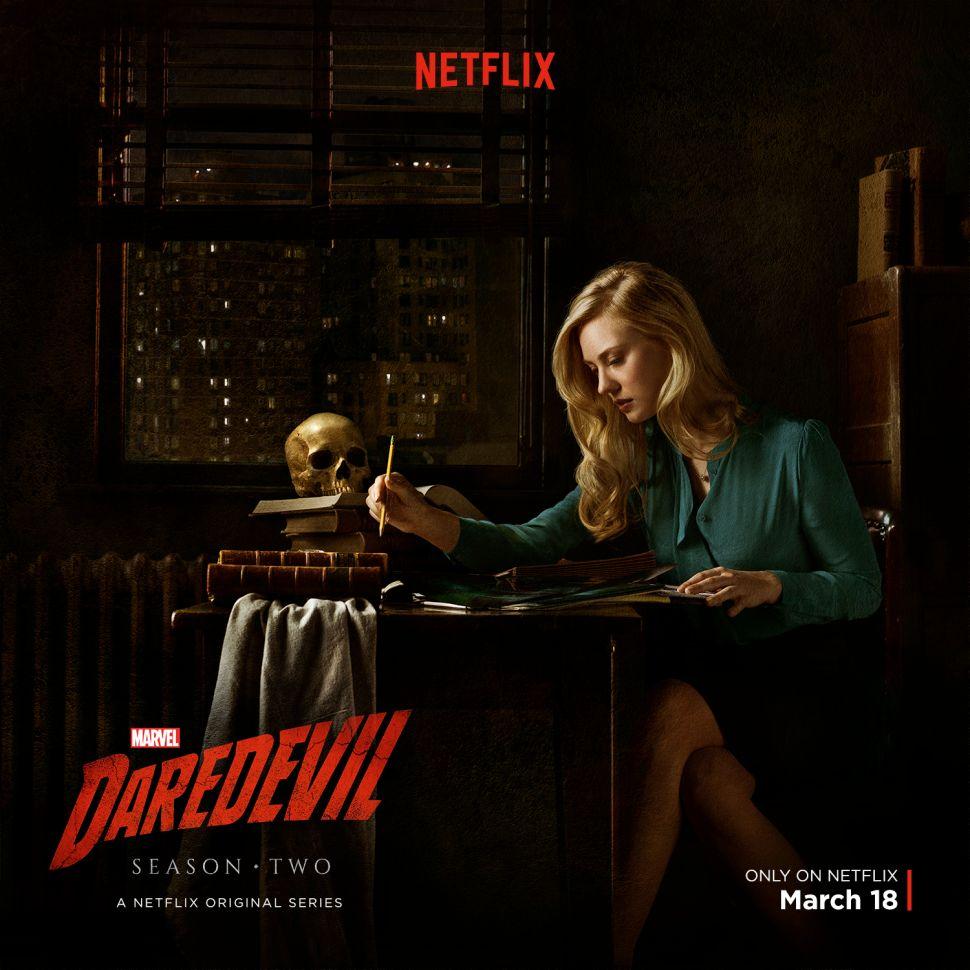 Deborah Ann Woll on 'Daredevil' S.2, Punisher, and Karen Page Meeting Jessica Jones
