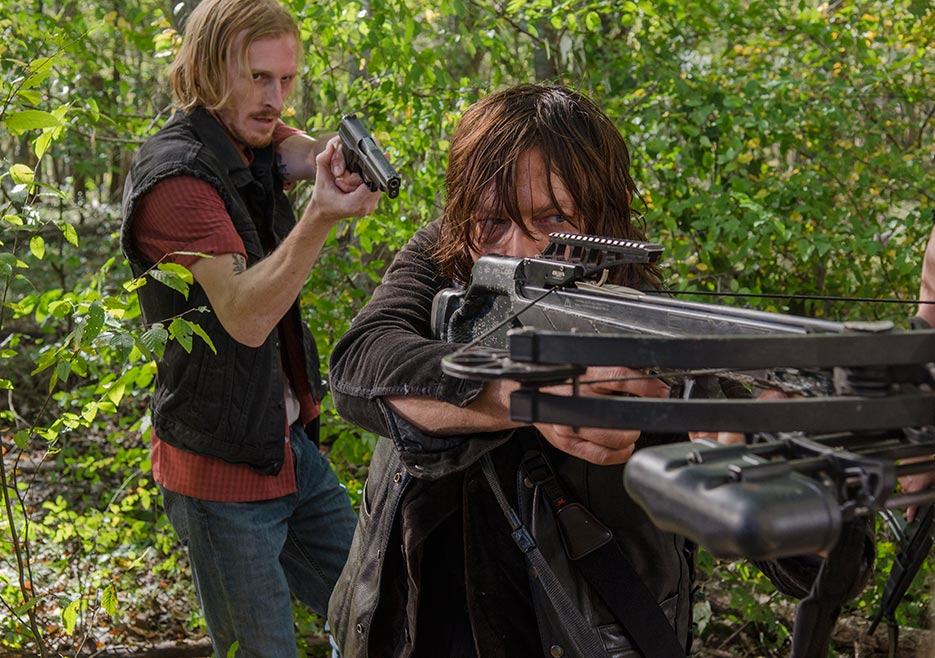 'The Walking Dead' Recap 6×15: Dumb Choices, Part Deux