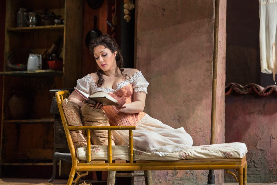'Don Pasquale' a Very Bright Spot in the Met's Spotty Season