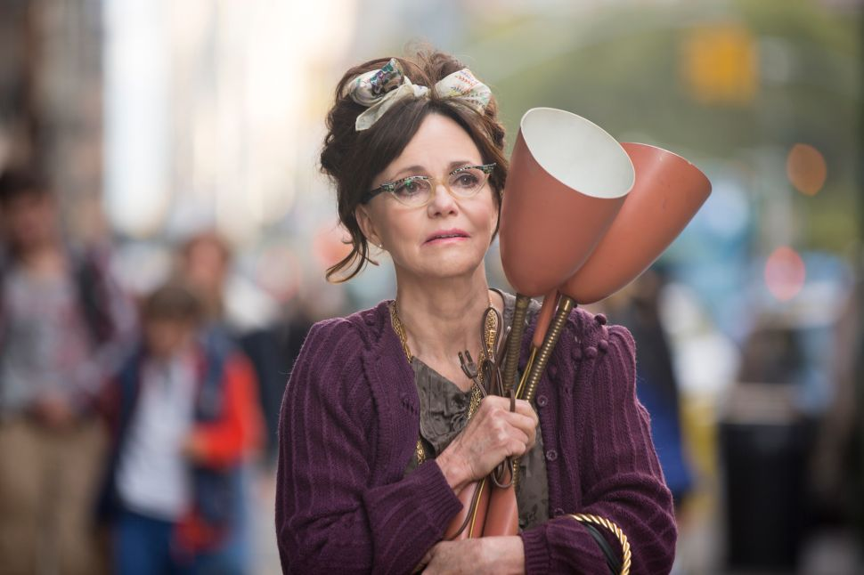 Sally's Field Day: 69-Year-Old Actress Has Never Been Funnier