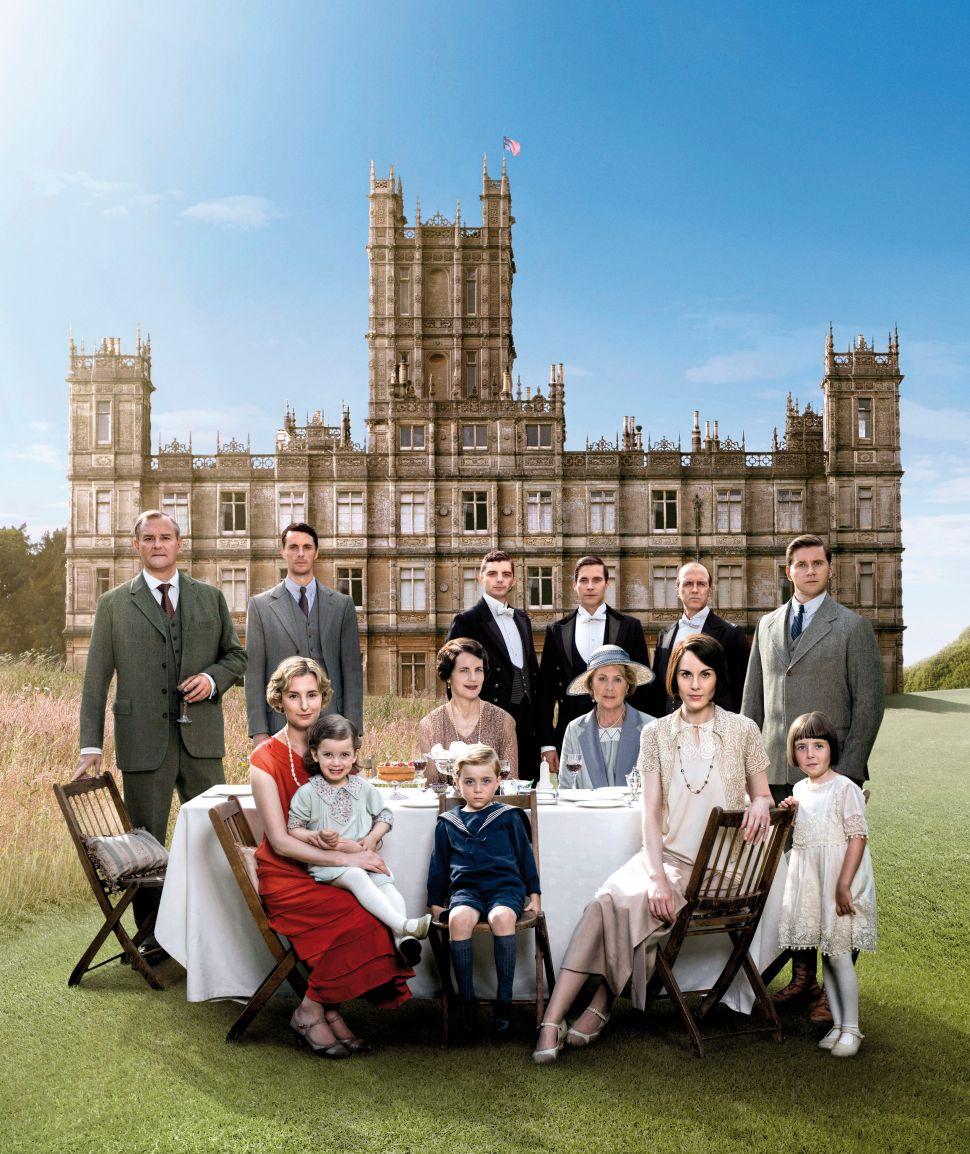'Downton Abbey' Series Finale Recap: Days of Future Past