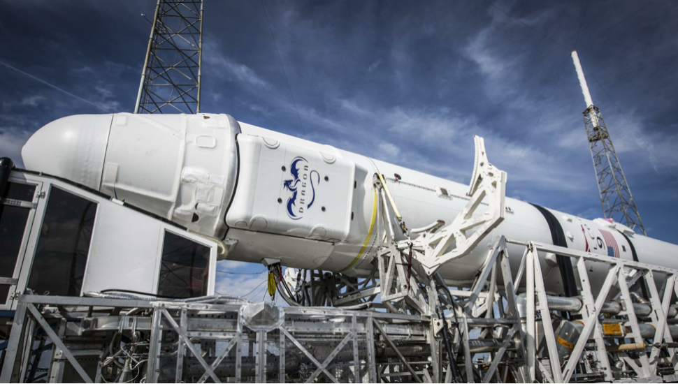 NASA, SpaceX to Resume Flights to Space Station Using Dragon Vehicle