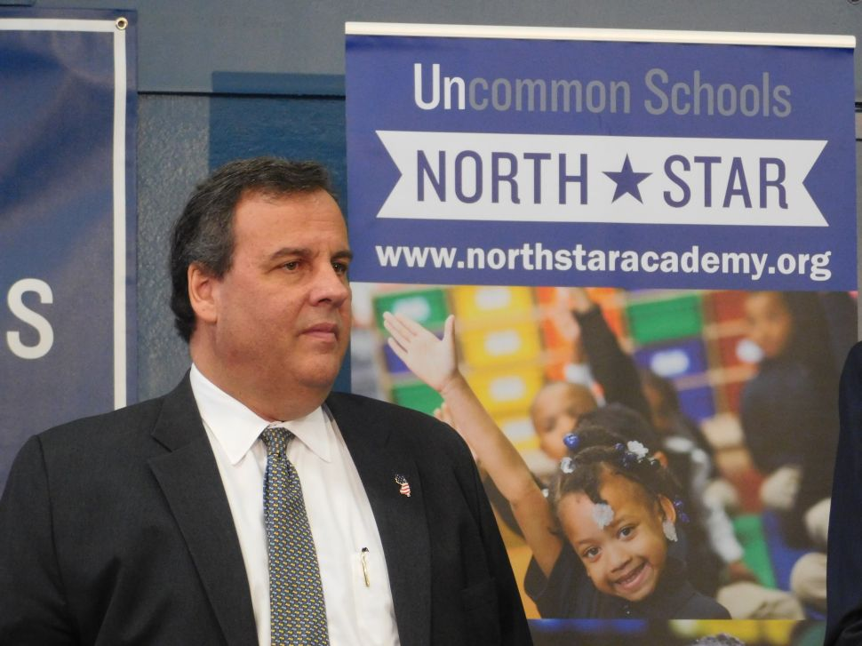 Governor Chris Christie Files Nominations And Direct Appointments