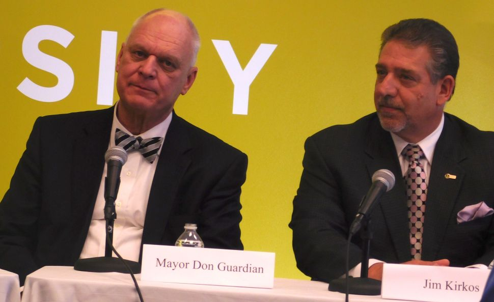 Guardian: North Jersey Must Evaluate Readiness for 'Sin Industry' of Casinos