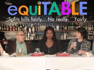 Equitable's YouTube promo.
