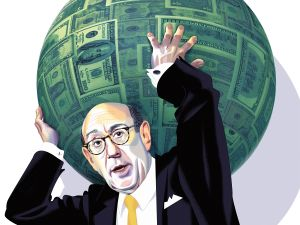 When disaster strikes, Ken Feinberg writes the checks.