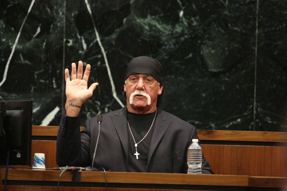 Gawker Lawyer Grills Journalism Prof Over Ethics of Hulk Hogan Case