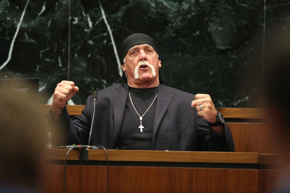 Hulk Hogan Jurors Get a Crash Course in New York Media
