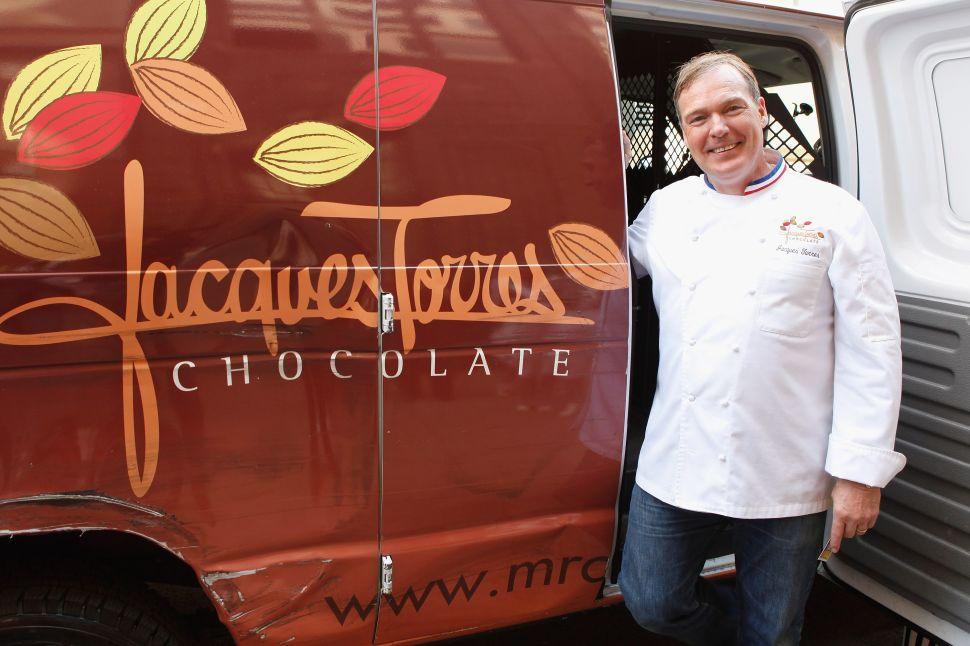Chocolatier Jacques Torres Sells Condo Sans Chocolate Boxes