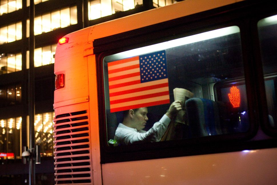 Andrew Cuomo Announces the End of Reading on the Bus