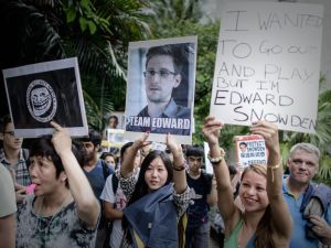 Edward Snowden: not the only one without whistleblower protection.