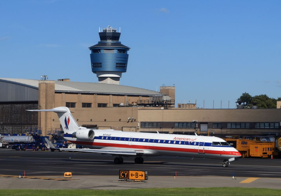 LaGuardia's Pricey Central Terminal Approved Amid Infighting