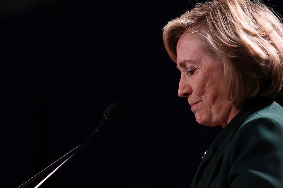 Lt. General (Ret) Mike Flynn: Why Hillary Clinton Should Suspend Her Presidential Bid