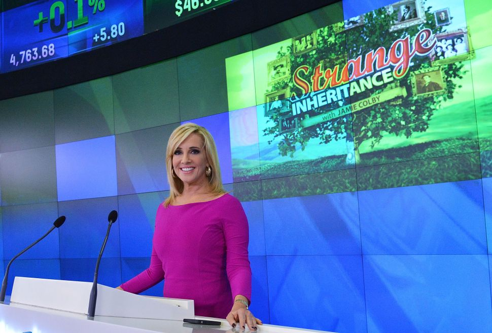 Old News: Fox Anchor Jamie Colby Bids Adieu to the Knickerbocker