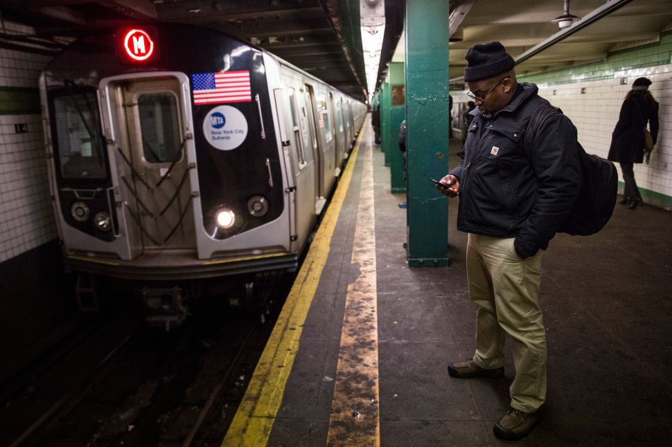 Afternoon Bulletin: MTA To Shut Down M Train, City Doesn't Have Enough Public Toilets