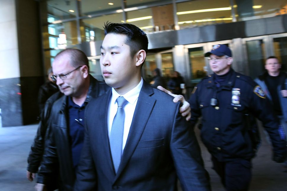 Brooklyn D.A. Vows to Appeal Reduced Conviction for Cop Found Guilty of Manslaughter