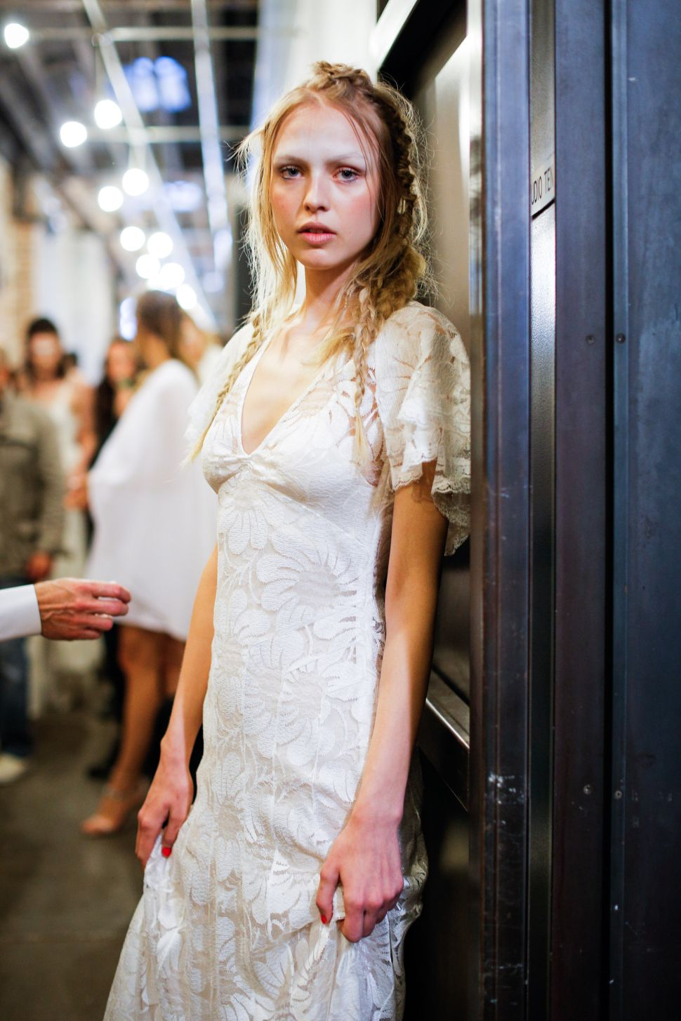 See Now, Buy Now Concept Expands to the Bridal Market