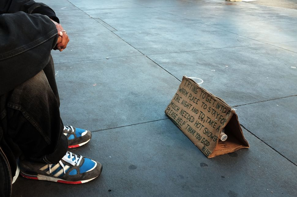 The Real Problem With The Post's Homeless-Shaming Cover Stories