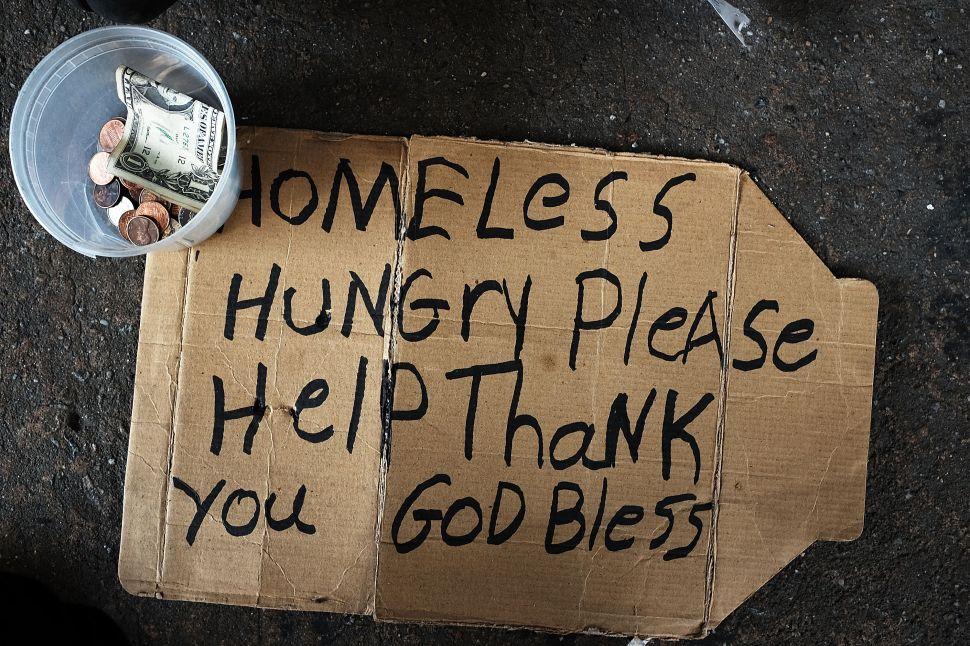 Despite de Blasio's Claims of Progress, Cuomo Insists Homelessness 'Getting Worse'