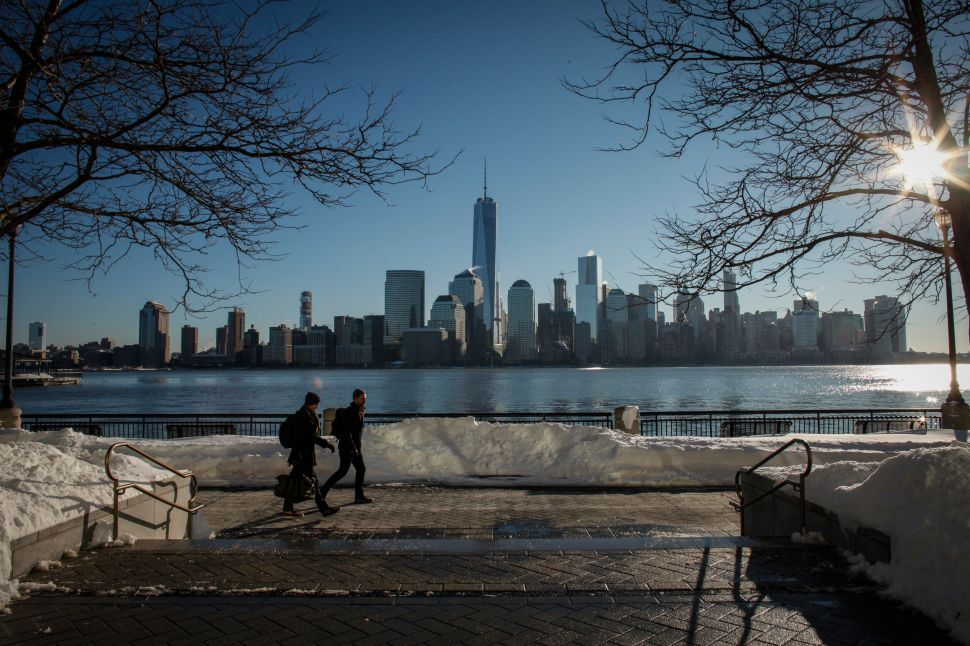 Should New York City Be a State?