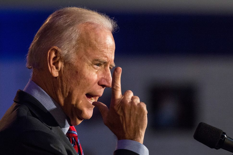 Joe Biden Endorses Mikie Sherrill for Congress