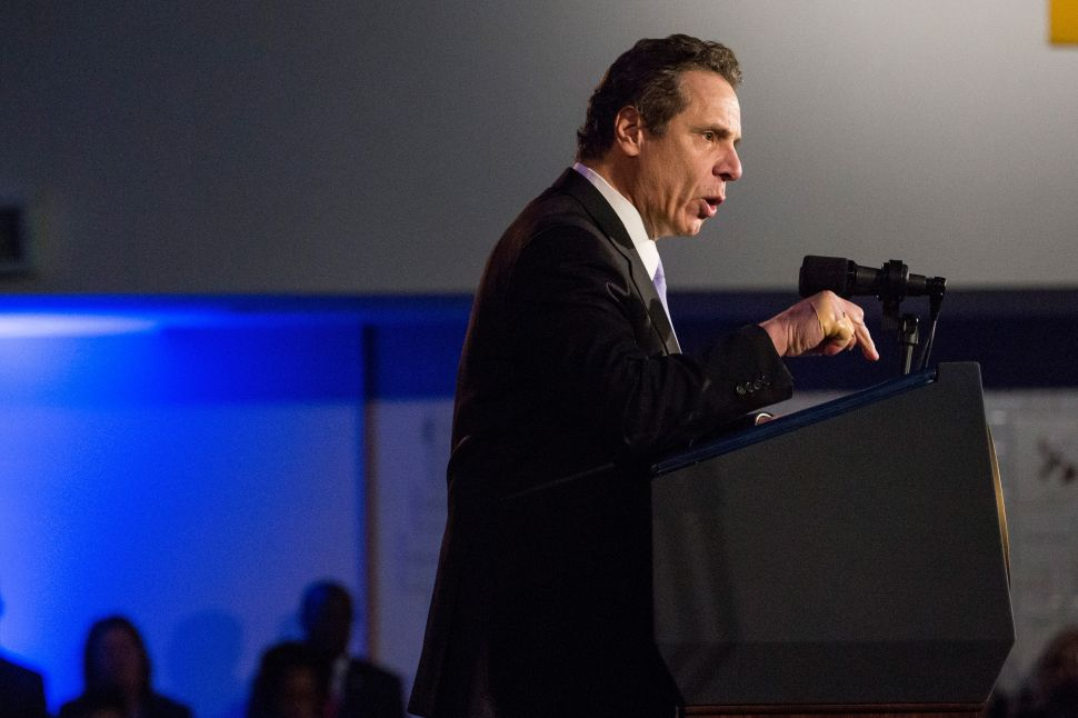 Cuomo Slams Assembly and de Blasio 'Political Agendas' in Daycare Reform Fight