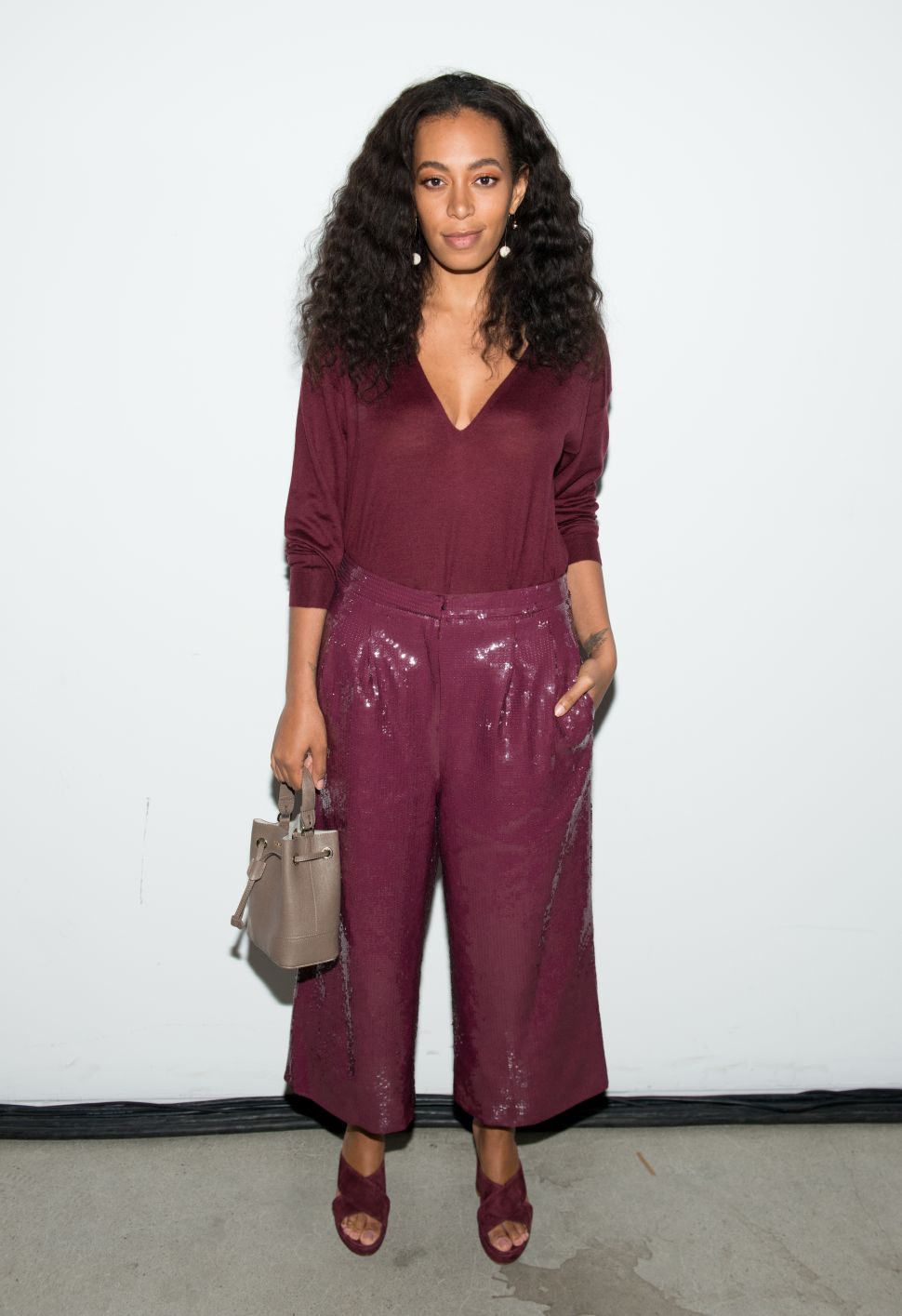 Fashion Roundup: Solange Knowles' E-Comm Deubt and Brioni's Surprising Hire