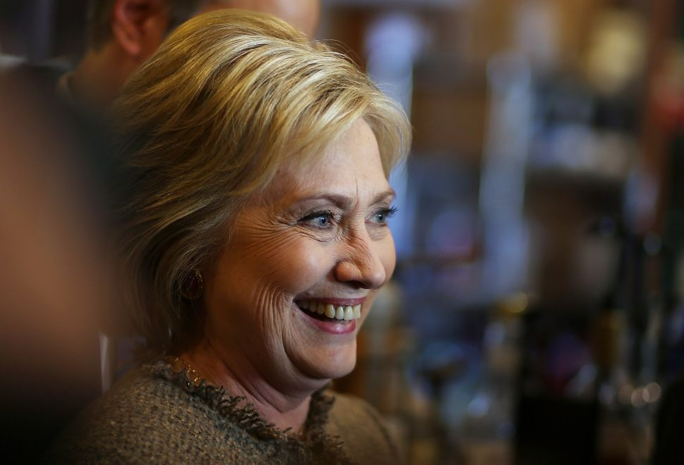 Hillary Clinton's Southern Strategy Pays Off