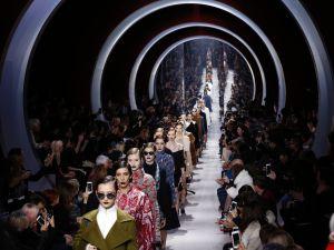 The Dior finale