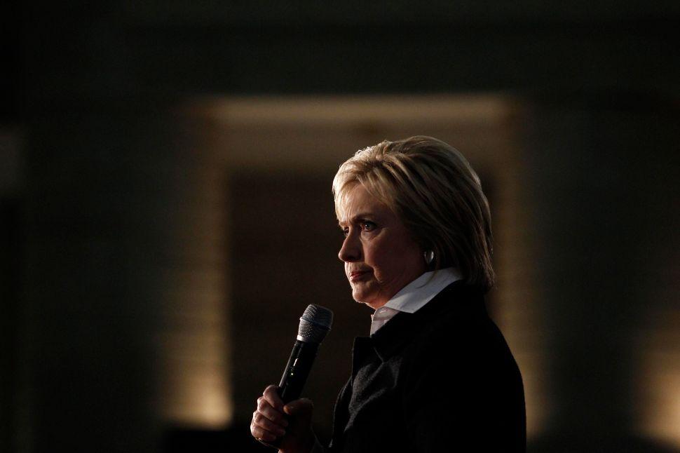 Hillary's Elitist College Debt Solution