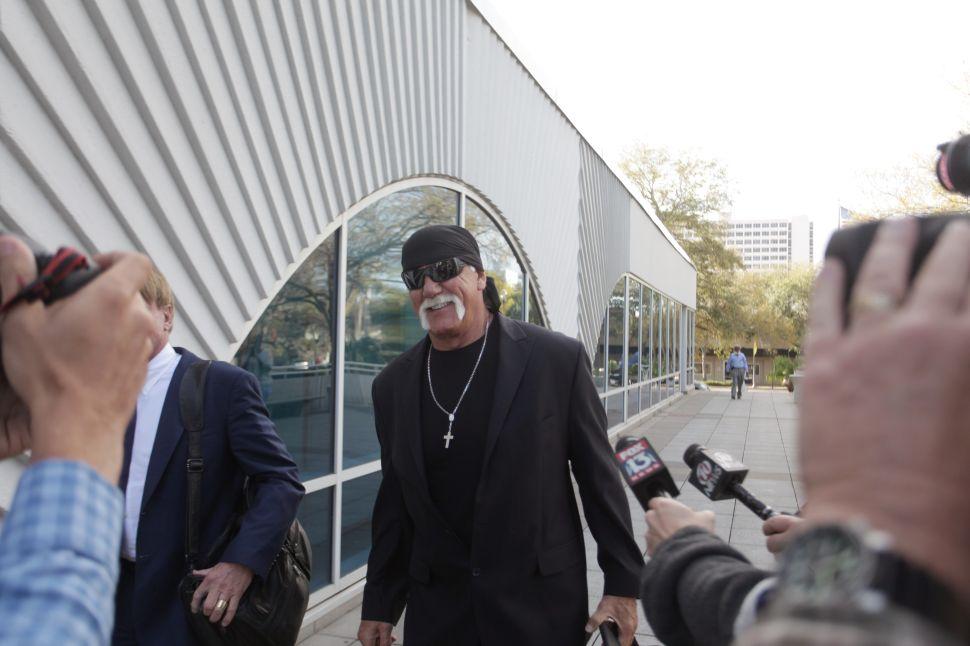 Hulk Hogan's Heroic Privacy Stand