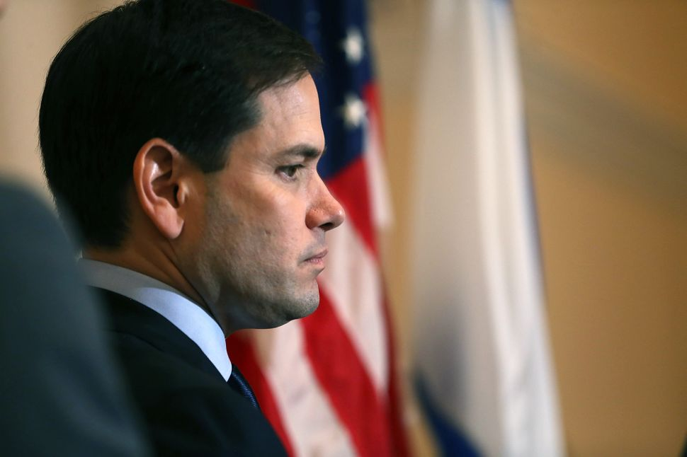 Marco Rubio Is Dropping Out