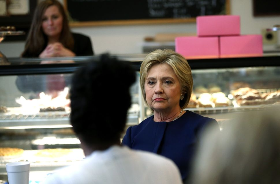 Hillary Clinton's Blatant Plagiarism