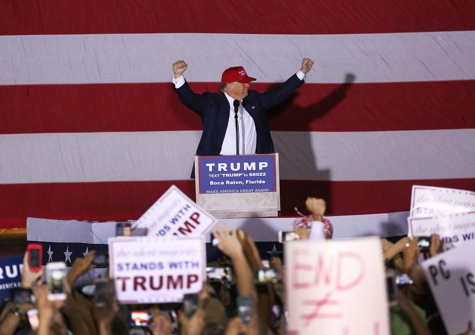 Donald Trump's America