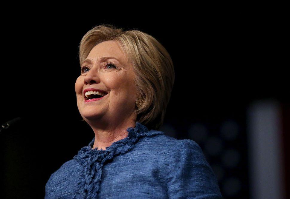 Pols Declare the Bronx Hillary Clinton Territory
