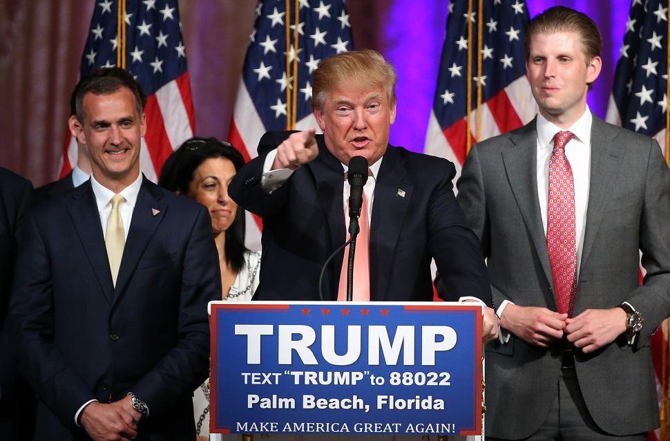 Democrats Bash Dan Donovan for Not Disavowing Donald Trump