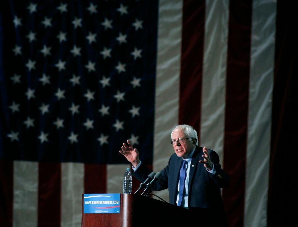 Why It Matters That Bernie Sanders Will Skip the AIPAC Conference