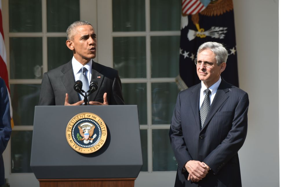 Is Merrick Garland a Brave Enough Choice for the Supreme Court?