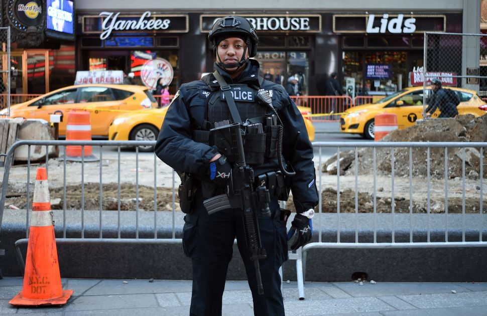 New York City Boosting Police Presence After Brussels Attacks